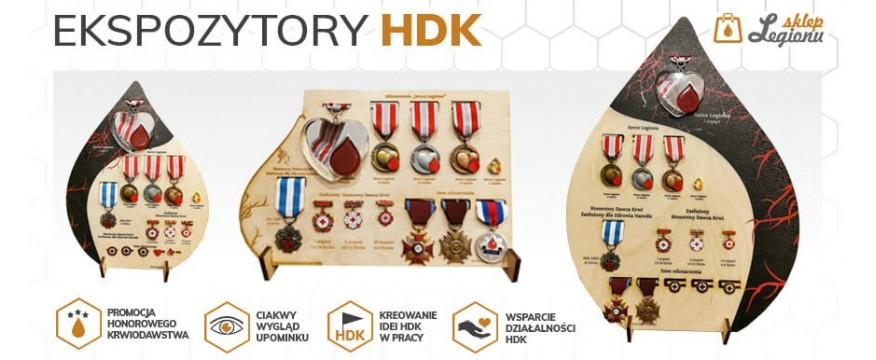 Ekspozytory HDK